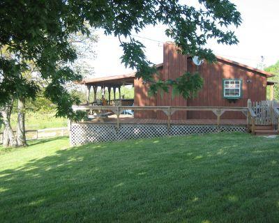 3 Bedroom Cabin at Autumn Dancer Llama Farm...Pet Friendly...Fenced Yard - Cocke County