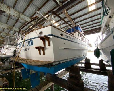 1984 DeFever 41 Trawler