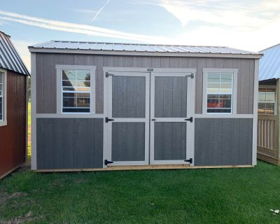 2018 PREMIER PORTABLE BUILDINGS SHEDS Accessory Independence, IA