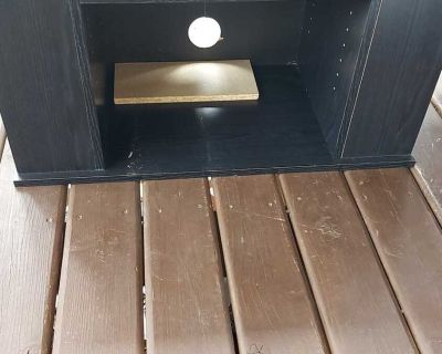 Smaller TV stand