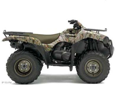 2007 Kawasaki Brute Force 650 4x4 ATV Utility Janesville, WI