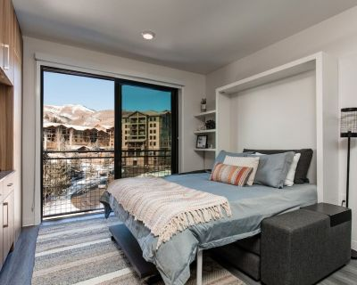 Yotel 406 by Moose Management-NEW Resort Hotel-Premium TopFloor! Walk to Lift - Park City