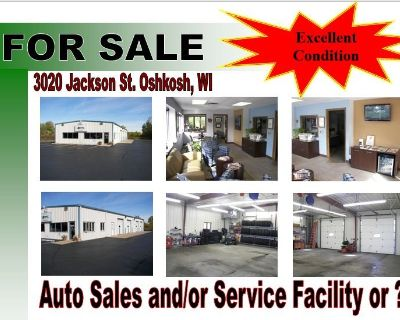 Commercial, Retail or Light Industrial Building