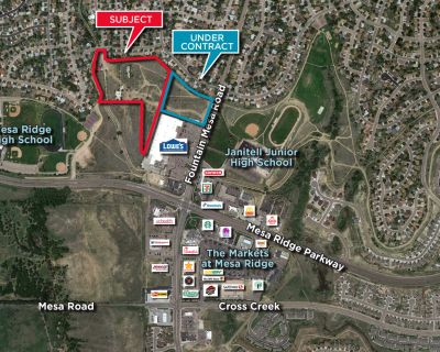 13.4 Ac Residential Land For Sale