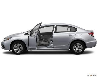 2015 Honda Civic LX CVT