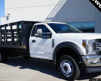 2019 Ford Super Duty F-550 Chassis Cab XLT