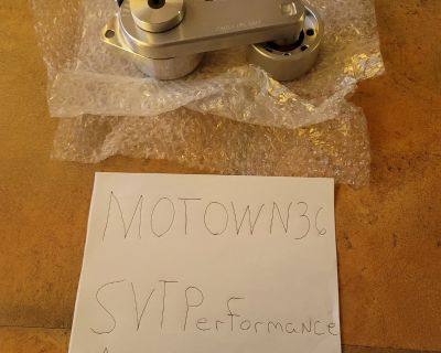 FOR SALE: - Thump Racing PM-1002-76 Billet Aluminum Belt Tensioner Years 2003 - 11 Mustang