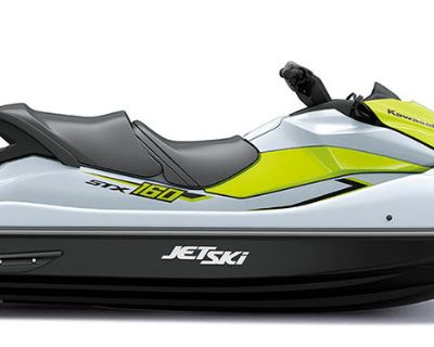 2022 Kawasaki Jet Ski STX 160 PWC 3 Seater Kaukauna, WI