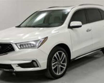 2017 Acura MDX SH-AWD with Advance/Entertainment Package