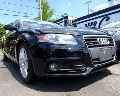 2010 Audi A4 4dr Sdn Auto quattro 2.0T Premium