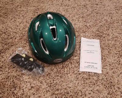 brand new x-small helmet