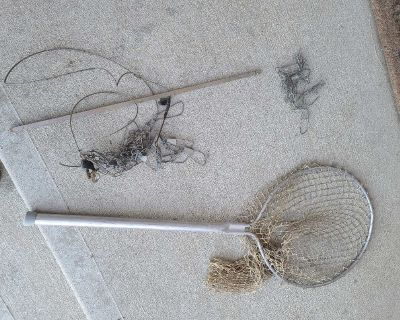 Fishing Net And Keepers