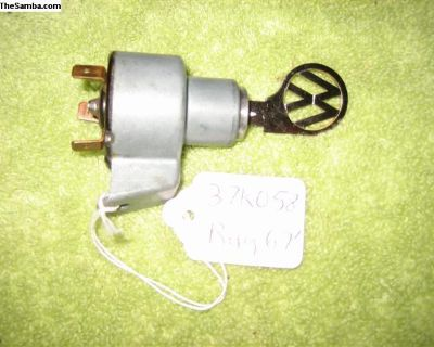 1967 only beetle ignition switch n key b
