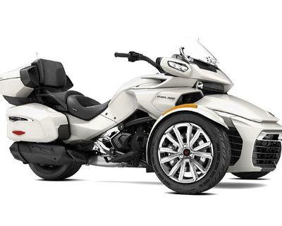 2017 Can-Am Spyder F3 Limited 3 Wheel Motorcycle Norfolk, VA