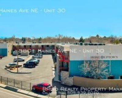 5801 Haines Ave Ne #30, Albuquerque, NM 87110 1 Bedroom Apartment