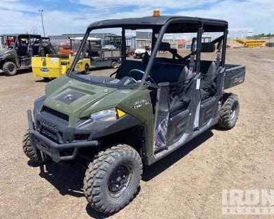 2016 Polaris Ranger Crew Diesel Utility Vehicle
