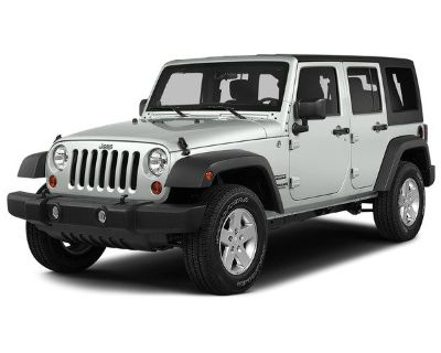 Pre-Owned 2015 Jeep Wrangler Unlimited Sport 4WD Convertible