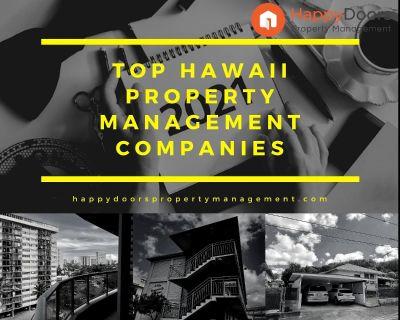 Top Hawaii Property Management Companies