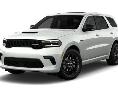 New 2021 DODGE Durango With Navigation & AWD