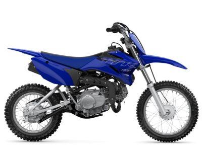 2022 Yamaha TT-R110E