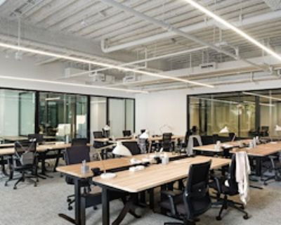 Private Office for 100 at CommonGrounds Workplace