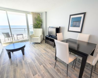 Remodeled 2020 5th Floor Condo All Tile Near Boardwalk and Wicked Tuna - Myrtle Beach