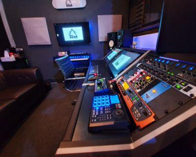 State of the Art Recording Studio in Downtown Las Vegas, Las Vegas, NV