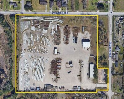 15.53 Acres with 9,030 SF of Improvements