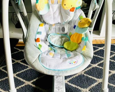 GUC Baby swing with sound