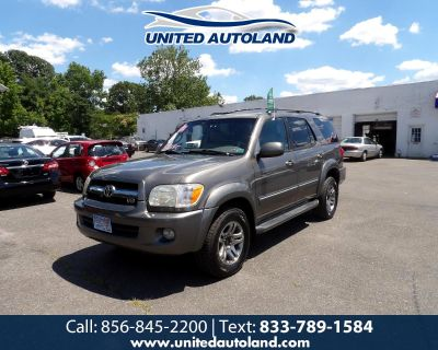 Used 2006 Toyota Sequoia 4dr SR5 4WD (Natl)