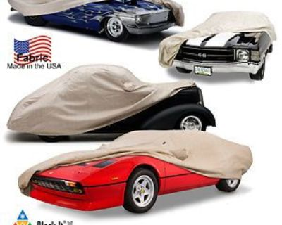 Covercraft Dustop Cover In Taupe For All Porsche Models And Years, Indoor