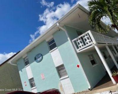 208 Pierce Ave #7, Cape Canaveral, FL 32920 2 Bedroom Apartment