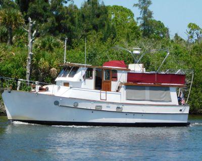 1979 40' Ta Chiao Bluewater Long Range Cruiser