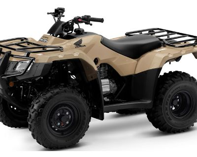 2021 Honda FourTrax Recon ATV Utility Austin, MN