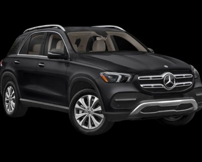 New 2021 Mercedes-Benz GLE 350 With Navigation