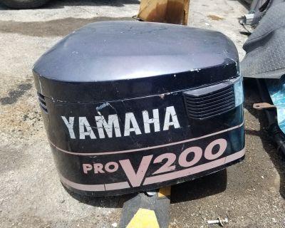 """Yamaha 200hp ProV 25"""" RH"""