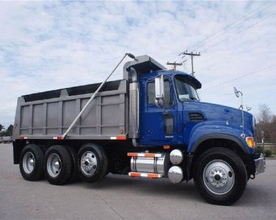 Dump truck funding - (We handle all credit types)