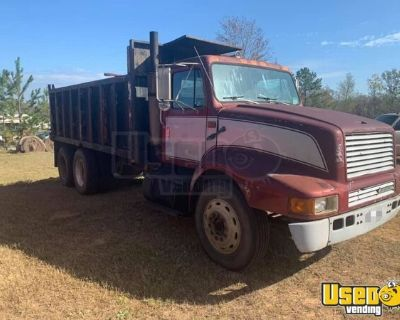 1994 International 9400 18-Yard Bed Dump Truck Cummins MT