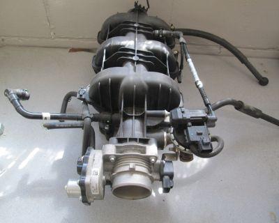 2005 Mustang 4.0 V6 Throttle Body & Intake
