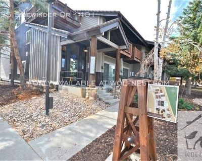 Fully Furnished Park City Condo