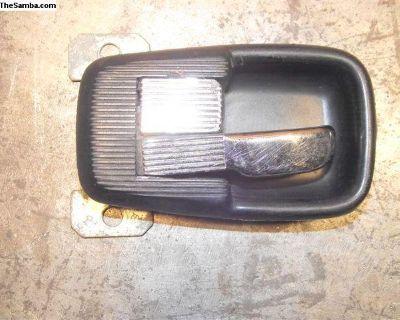 Porsche 914 Chrome Interior Left Side Door Handle