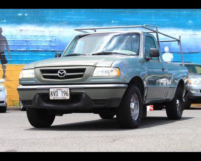Used 2003 Mazda B-Series 2WD Truck B2300 Pickup 2D 6 ft