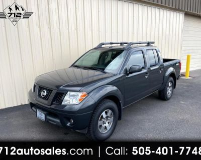 Used 2011 Nissan Frontier PRO-4X Crew Cab 4WD