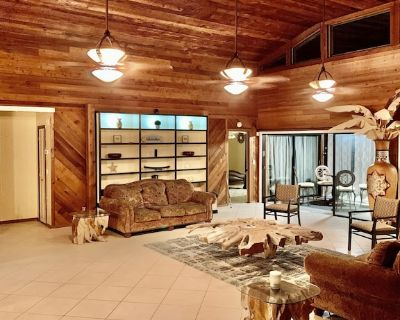 Warm & Cozy Aspen Cabin-style Luxury Villa!!! - Port Saint Lucie