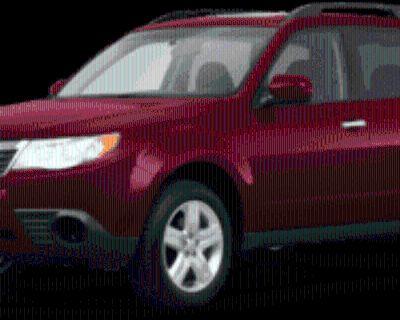 2010 Subaru Forester 2.5X Premium Auto