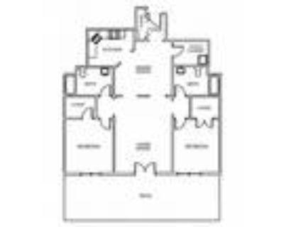 Lenox Village Apartments - 2 Bedroom with Patio
