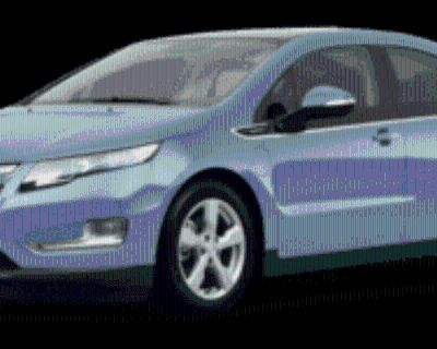 2014 Chevrolet Volt Hatch