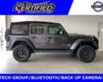 2018 Jeep Wrangler Unlimited Sport SOFT TOP 4X4!