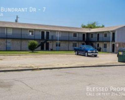 1409 Bundrant Dr #7, Killeen, TX 76543 1 Bedroom Apartment
