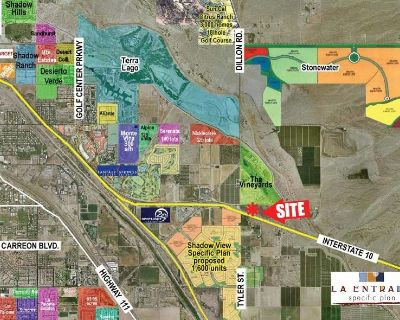 5.32 ac Freeway Commercial For Sale Or Lease
